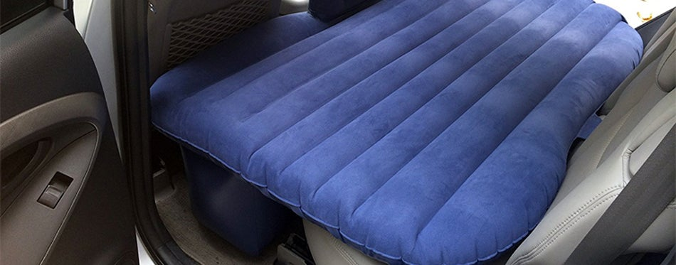 trunk air mattress 2