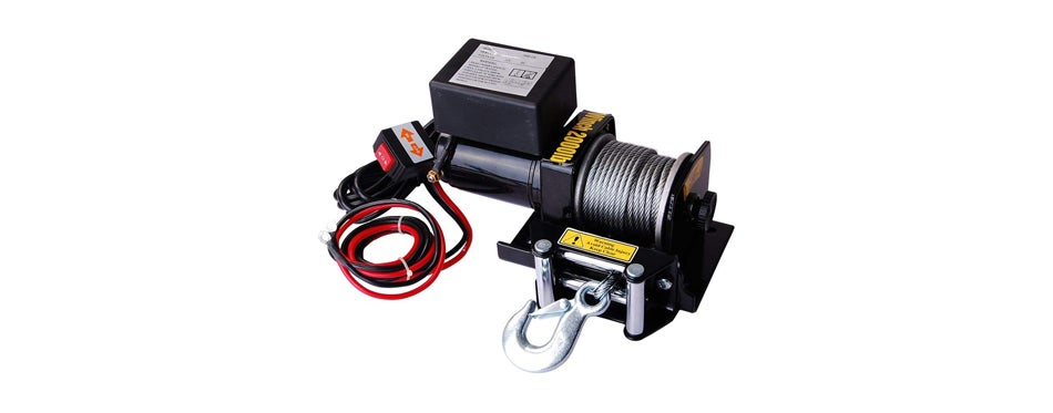 yescom electric recovery winch