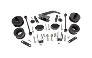 Rough Country 635 2.5-Inch Suspension Lift Kit