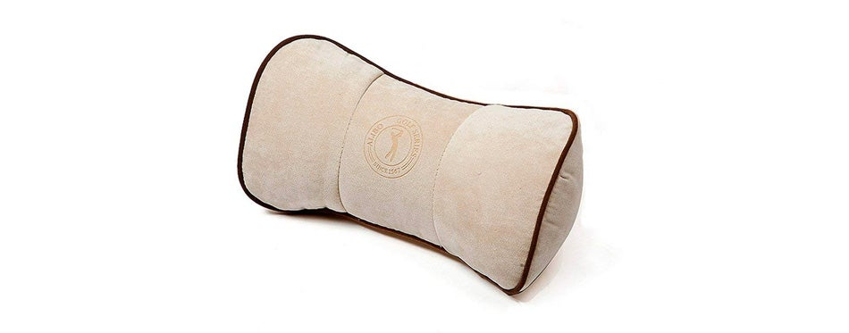 alibo neck pain relief firm travel pillow