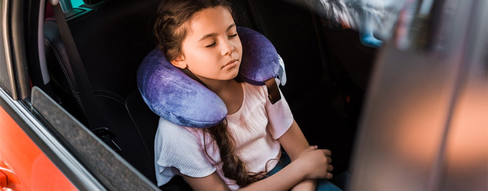 car neck comfy pillow