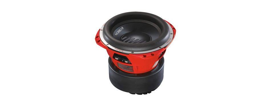 orion hcca122 hcca black coil series 12 sub woofer