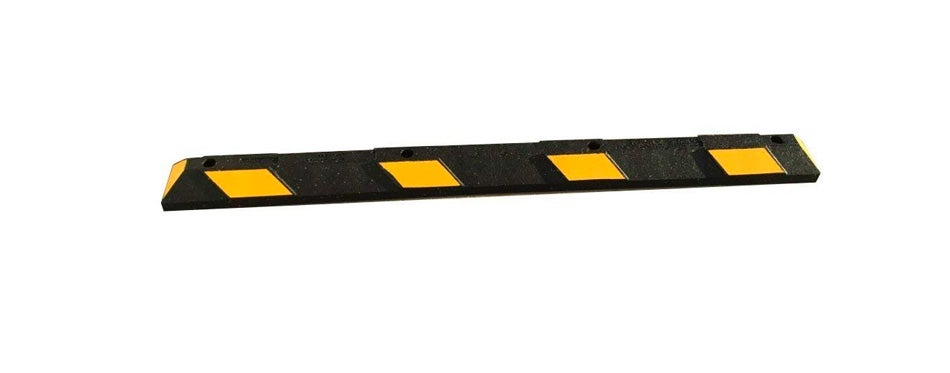 parking curb wheel stop parking block for car