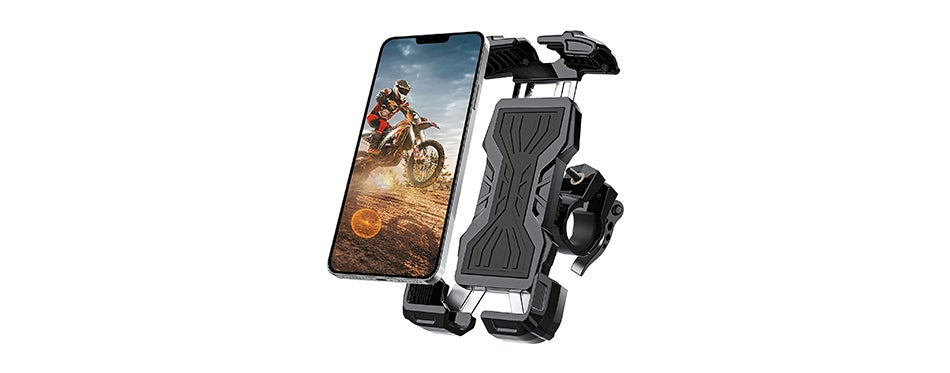 Anvask All-Round Adjustable Motorcycle Phone Mount