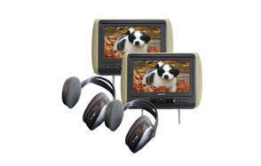 Audiovox Twin Pack DVD Player