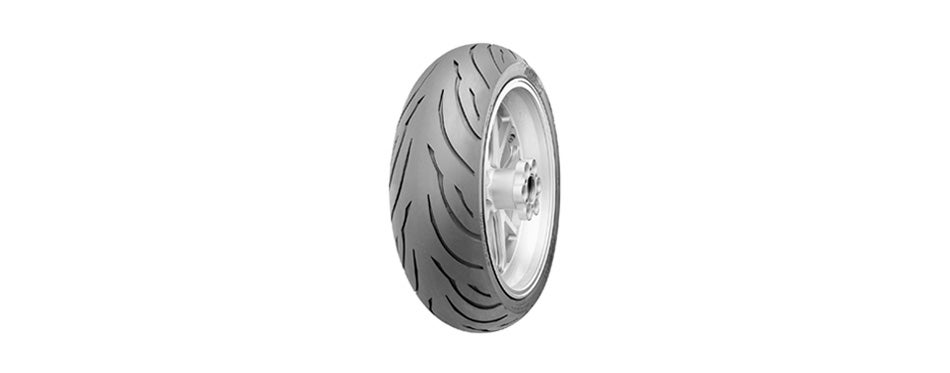 continental contimotion sport/touring motorcycle tire (rear)