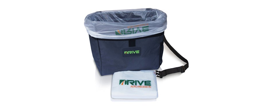 drive auto products garbage can