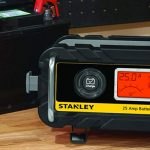 stanley bc25bs 25 amp bench battery charger