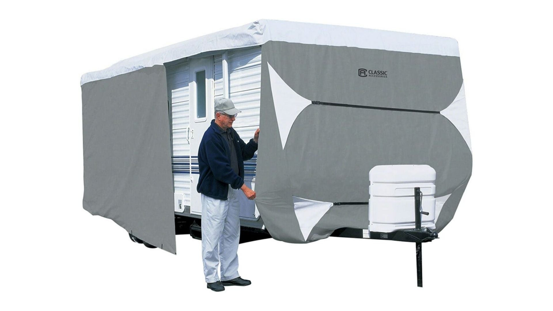 Classic Accessories OverDrive PolyPRO Trailer Cover