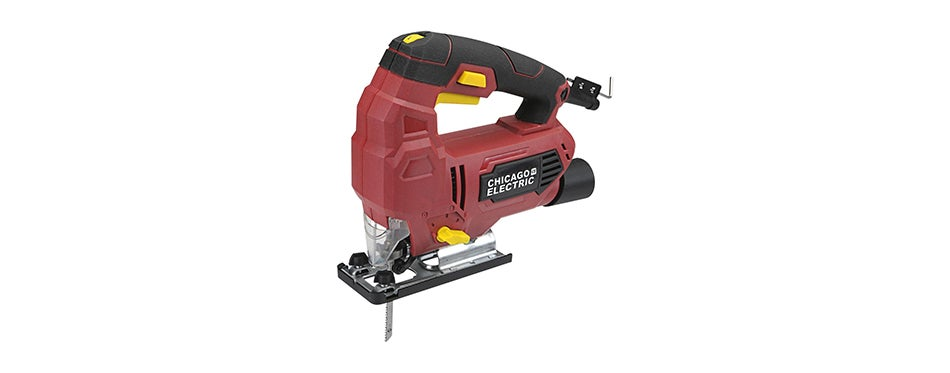Chicago Electric Tool-Free Jigsaw