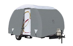 Classic Accessories OverDrive R-Pod Travel Trailer Cover