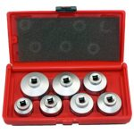 abn oil filter cap wrench metric socket set tool kit