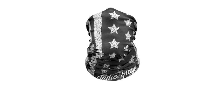 american flag outdoor face mask