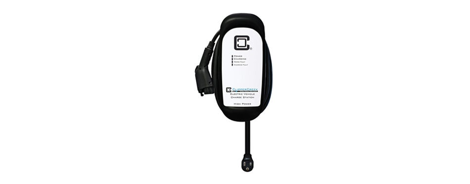 clippercreek hcs-40p ev charging station