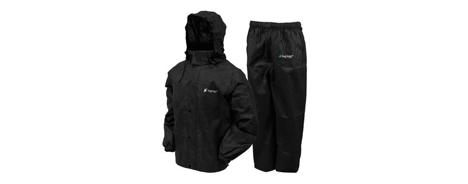 frogg toggs all sport rain suit