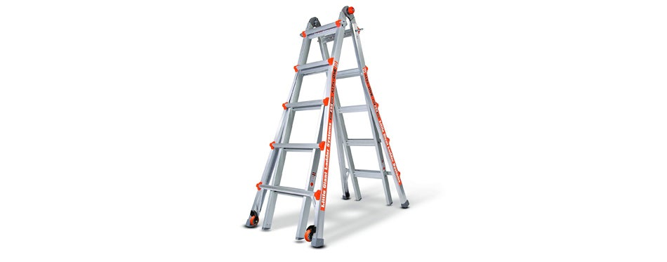 little giant ladder
