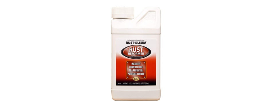 rust-oleum automotive 248659 8-ounce rust reformer bottle