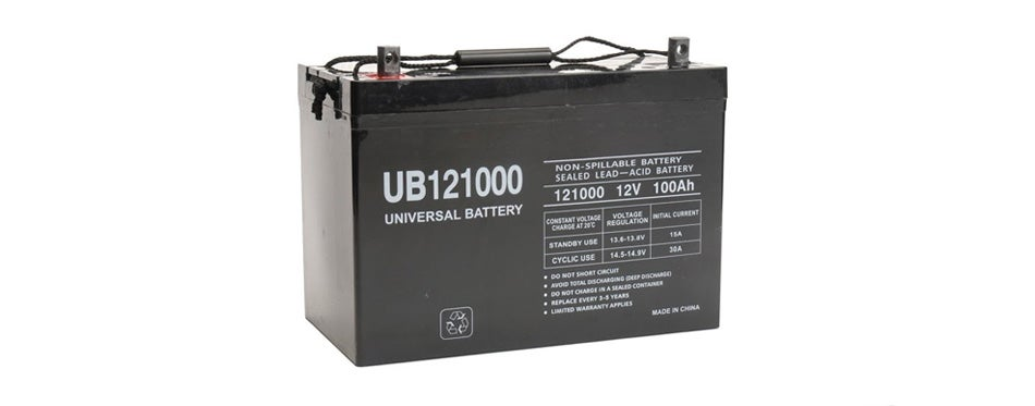 universal power group rv battery