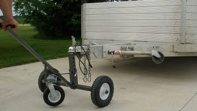Best Trailer Dollies: Move Your Trailer Almost Anywhere