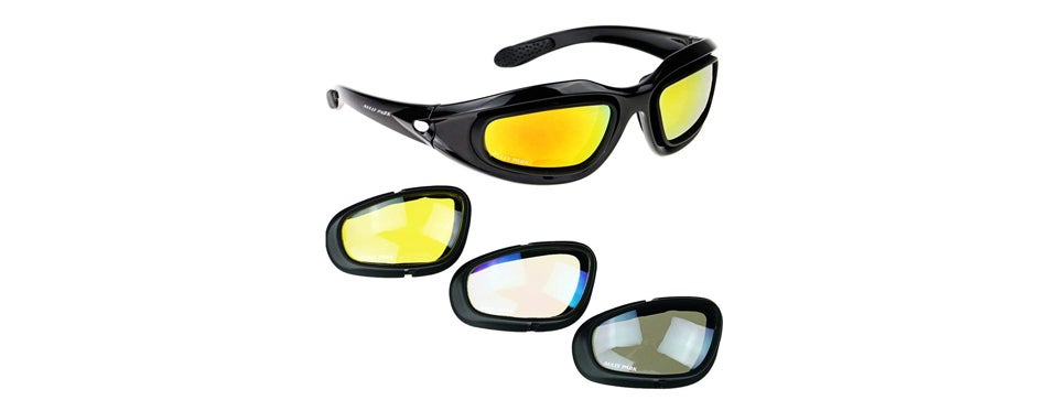 aully park goggles