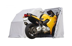 best motorcycle shed