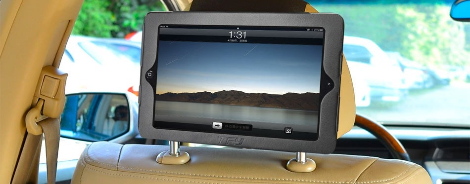 car mount for ipads