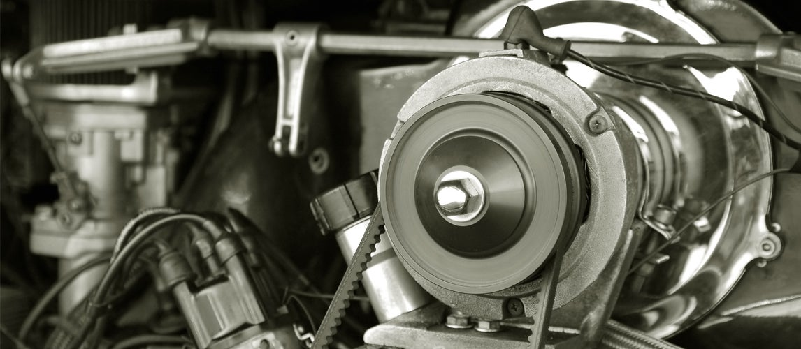 Symptoms of a Bad or Failing Idler Pulley | Car Bibles