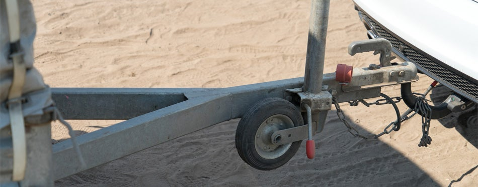 weight distribution hitch for trailers