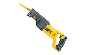 dewalt bare-tool cordless reciprocating saw