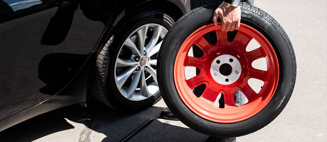 Is it Safe to Drive with a Donut Tire?