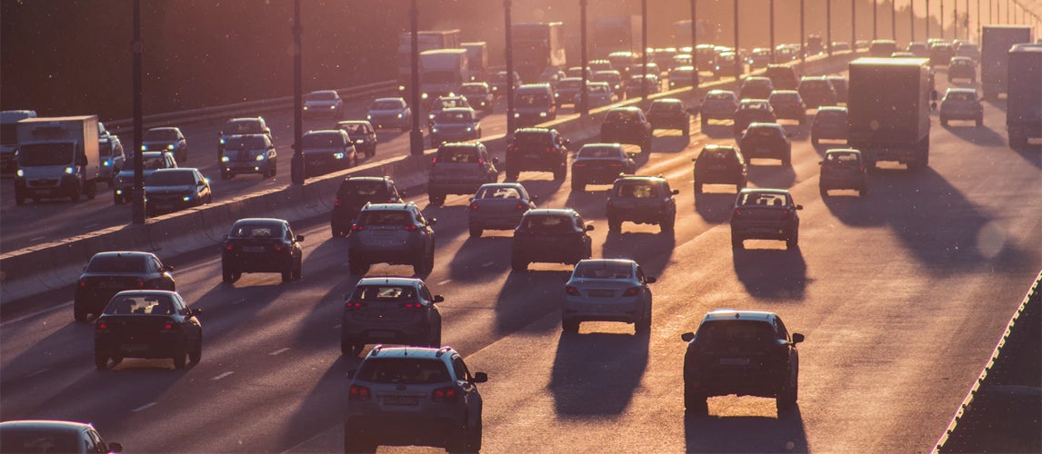 10 cities with the worst traffic in the world
