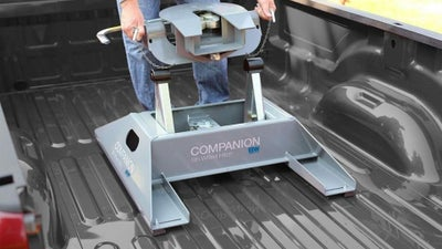 Best Fifth Wheel Hitches: Safe, Secure Towing