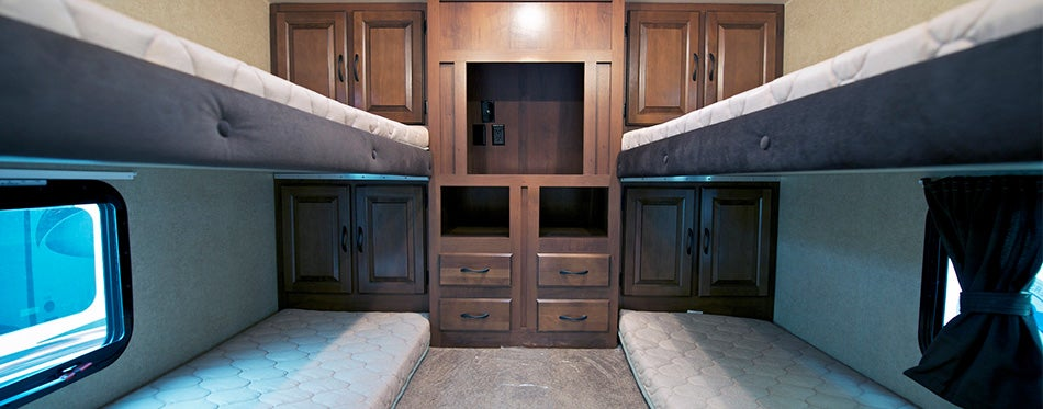 Bunk Beds in RV