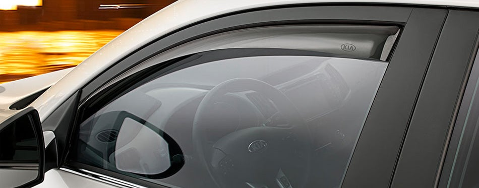 Side Window Wind Deflectors