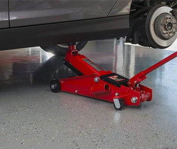 Torin Big Red Hydraulic Trolley Floor Jack Carbibles