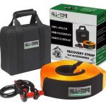 all-top heavy duty tow strap recovery kit