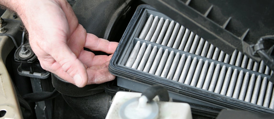 common signs of a dirty air filter