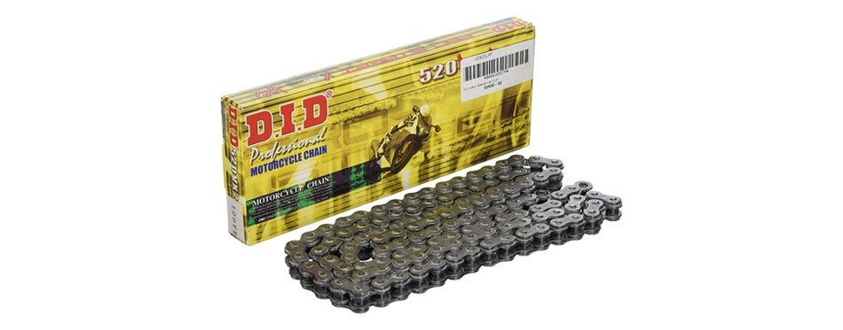 did 520vx2-120 x-ring motorcycle chain