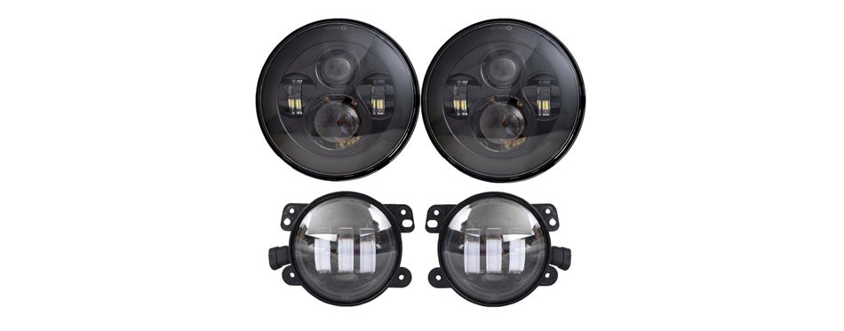 dot approved headlights