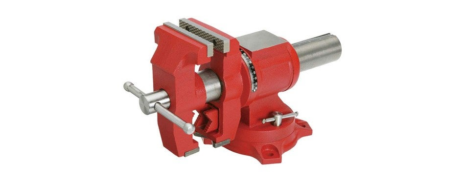 grizzly multi-purpose 5-inch bench vise