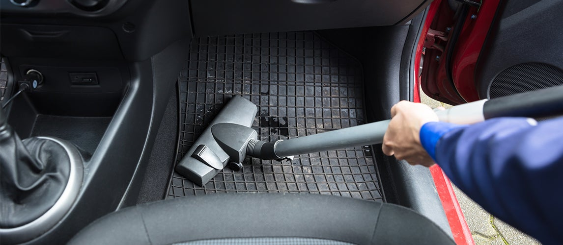 how to clean car floor mats like a pro