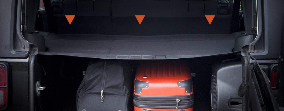 jeep cargo cover