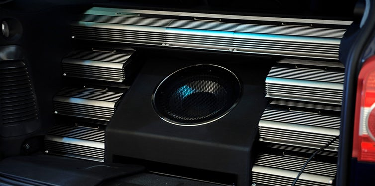 modern acoustic system