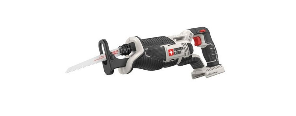 porter cable 20-volt max lithium bare reciprocating tigersaw