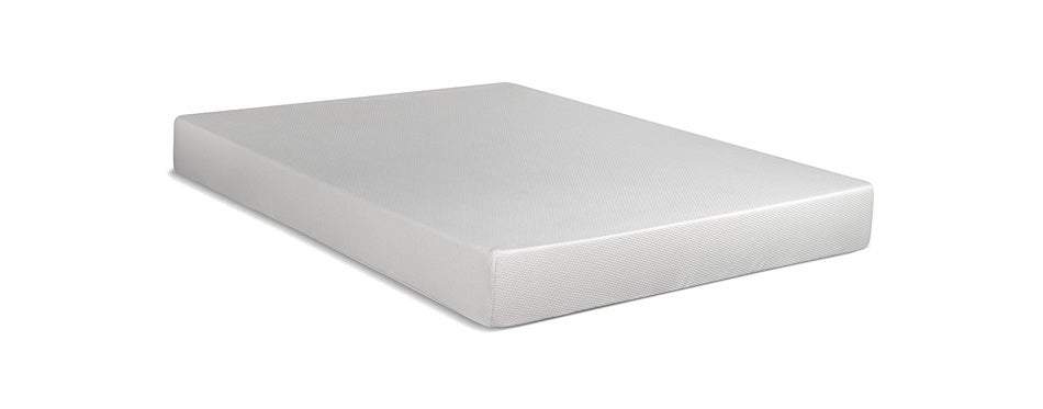 serenia sleep 8-inch memory foam rv mattress