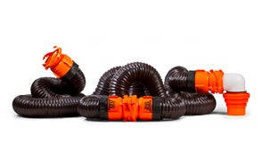 camco rhinoflex tv sewer hose kit