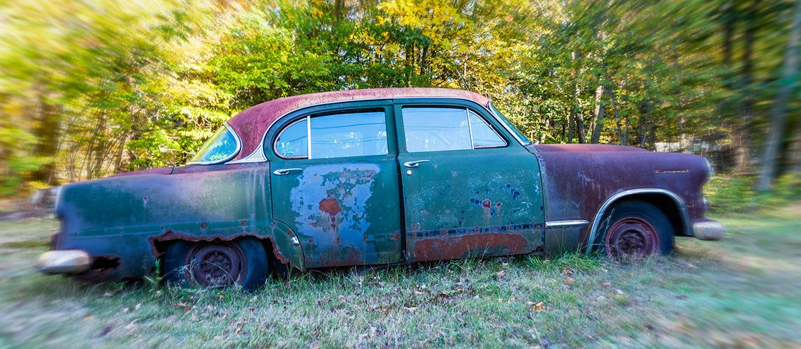 10 Tips for Buying a Salvage Car