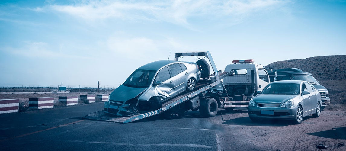 What To Do If You Are In a Rental Car Accident