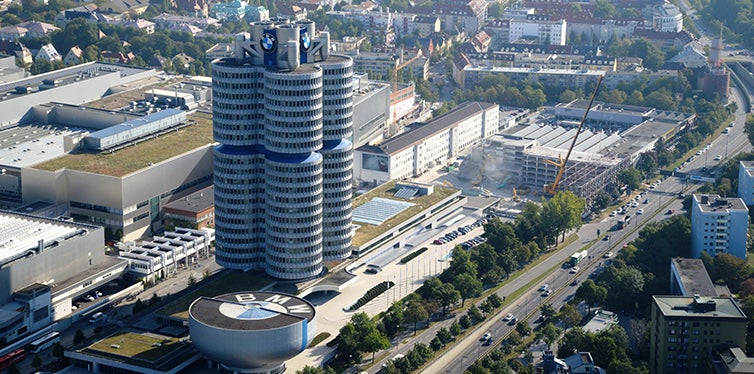 bmw office