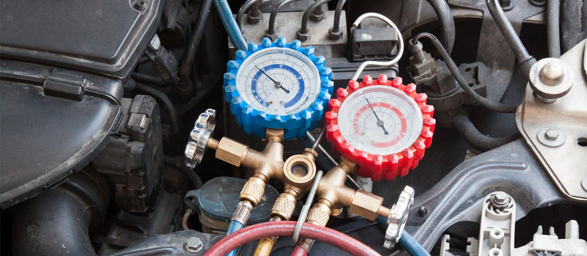 Symptoms of a Bad or Failing AC Pressure Switch | Car Bibles